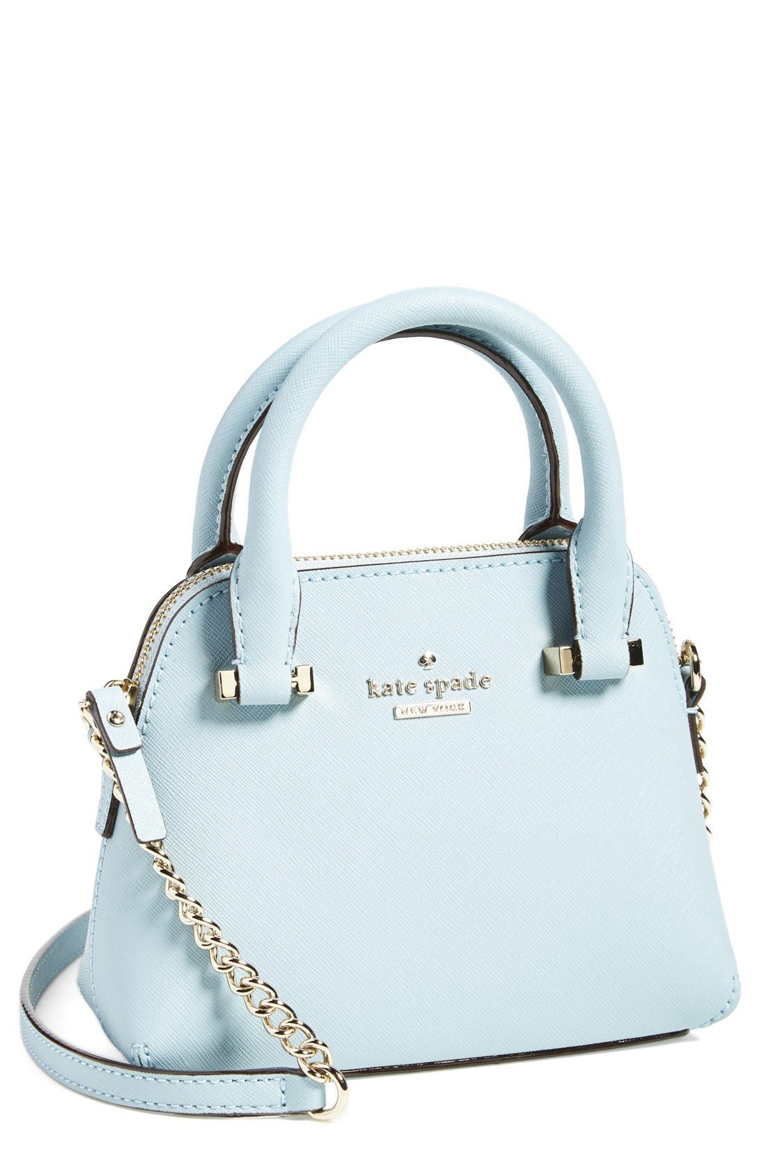 ,                             'cedar street - mini maise' crossbody bag,                             Main thumbnail 6, color,                             439