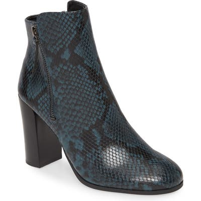 Kenneth Cole New York Justin Bootie- Blue