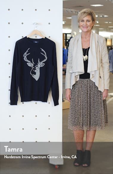Stag Cotton & Cashmere Sweater, sales video thumbnail