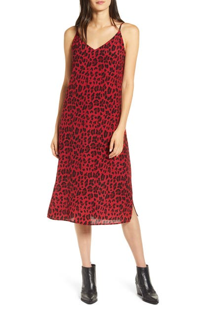 Rails Dresses YARA ANIMAL PRINT TANK DRESS