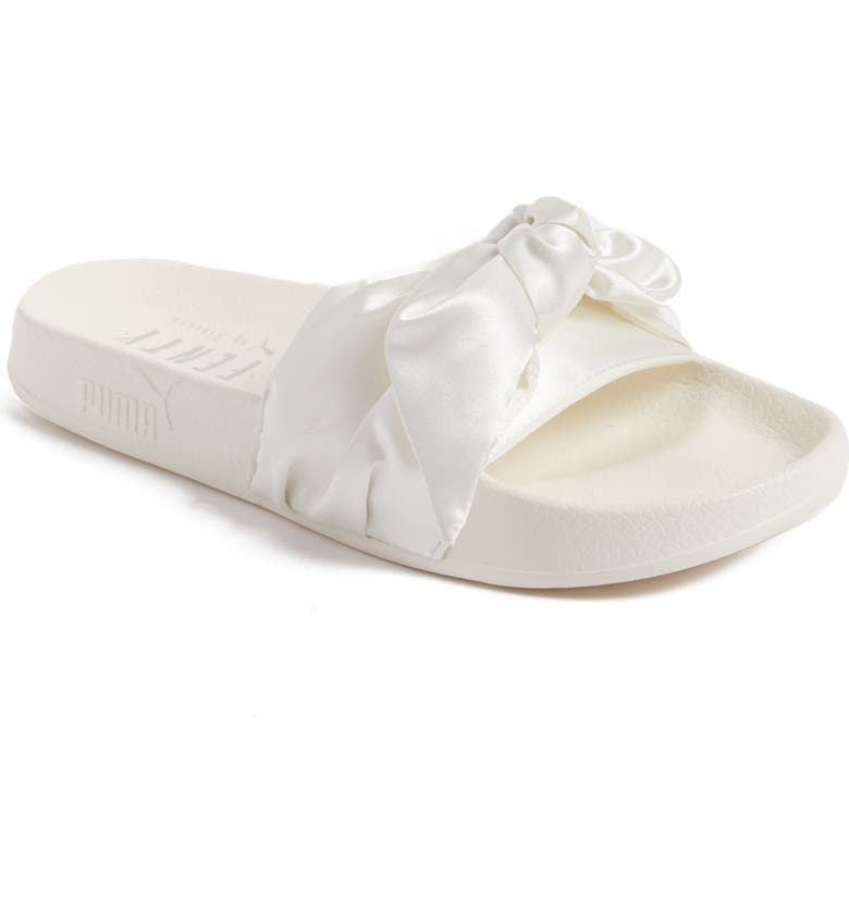 quality design 681fb 586b9 FENTY PUMA by Rihanna Bow Slide