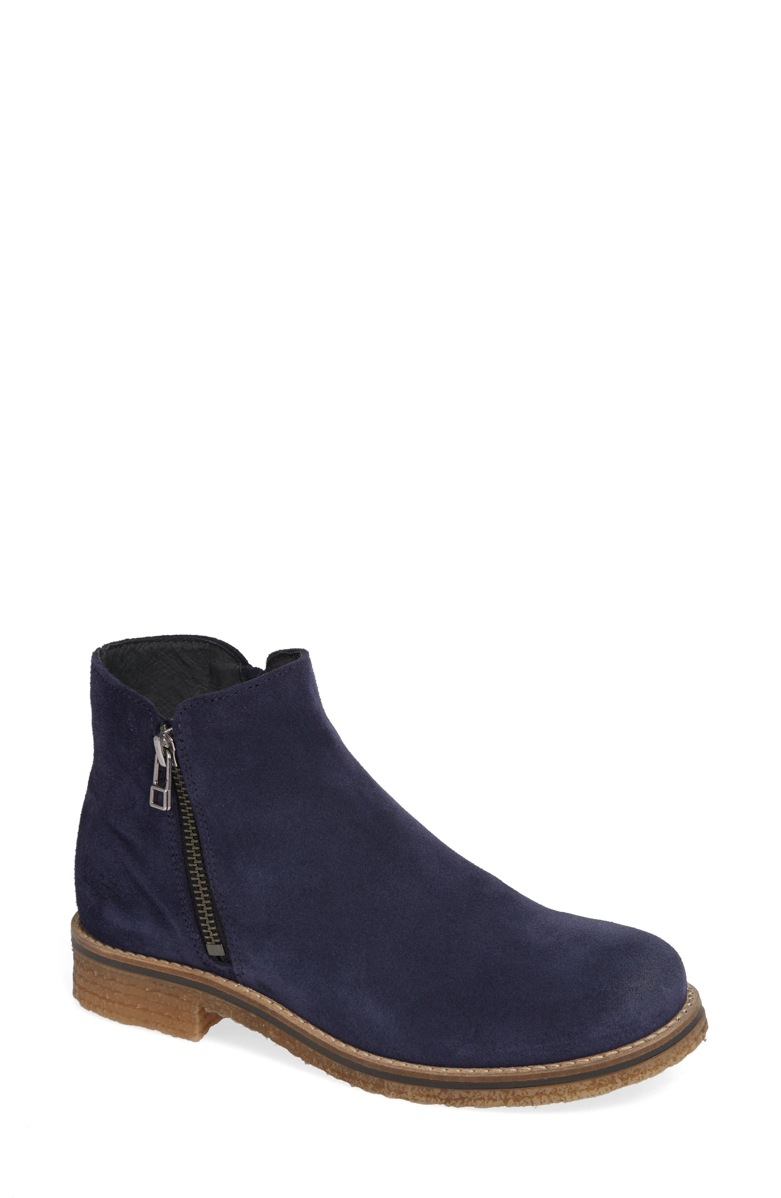Bos. & Co. Buss Ankle Boot, Blue