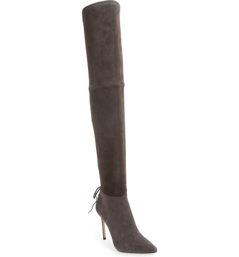 POUR LA VICTOIRE 'Caterina' Over the Knee Boot, Main, color, 037