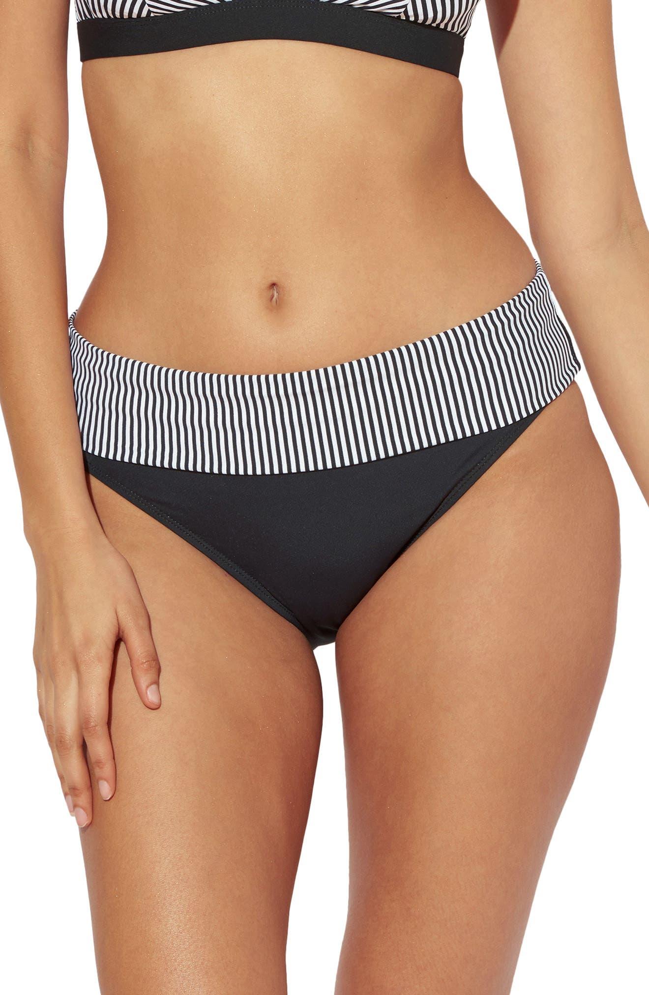 Inside The Lines Bikini Bottoms