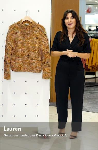 Rayner Mock Neck Sweater, sales video thumbnail