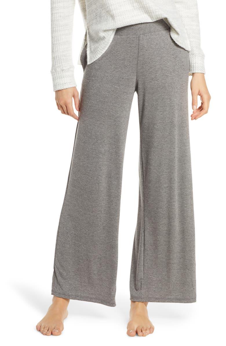 SOCIALITE Lounge Pants, Main, color, GREY CHIME