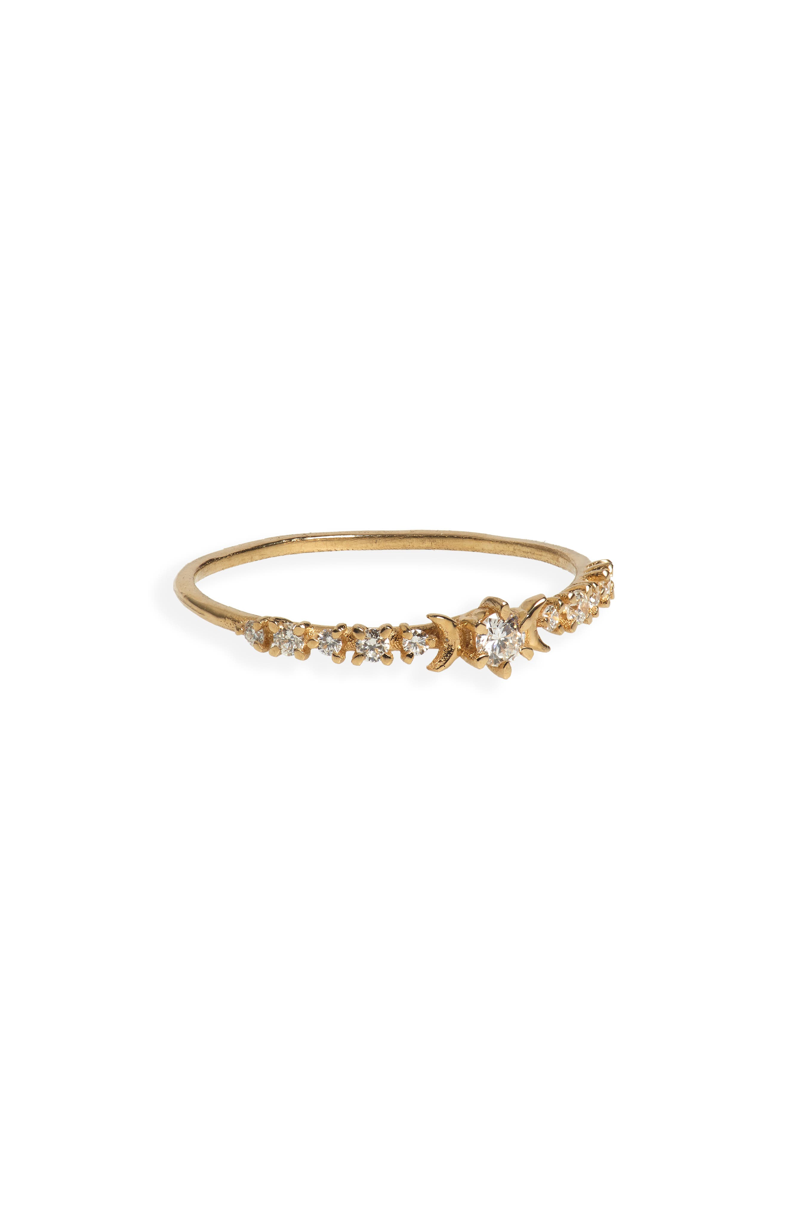 ,                             Stardust Diamond Ring,                             Main thumbnail 1, color,                             710