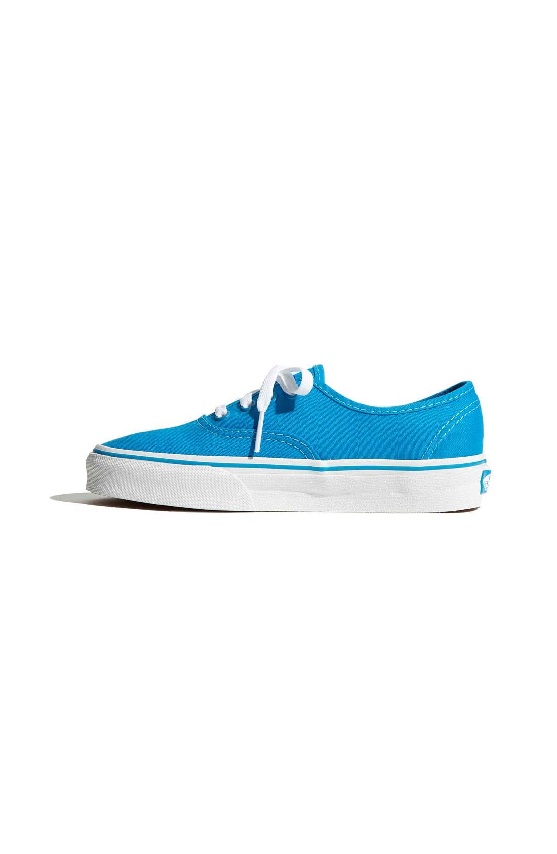 ,                             'Authentic' Sneaker,                             Alternate thumbnail 624, color,                             405