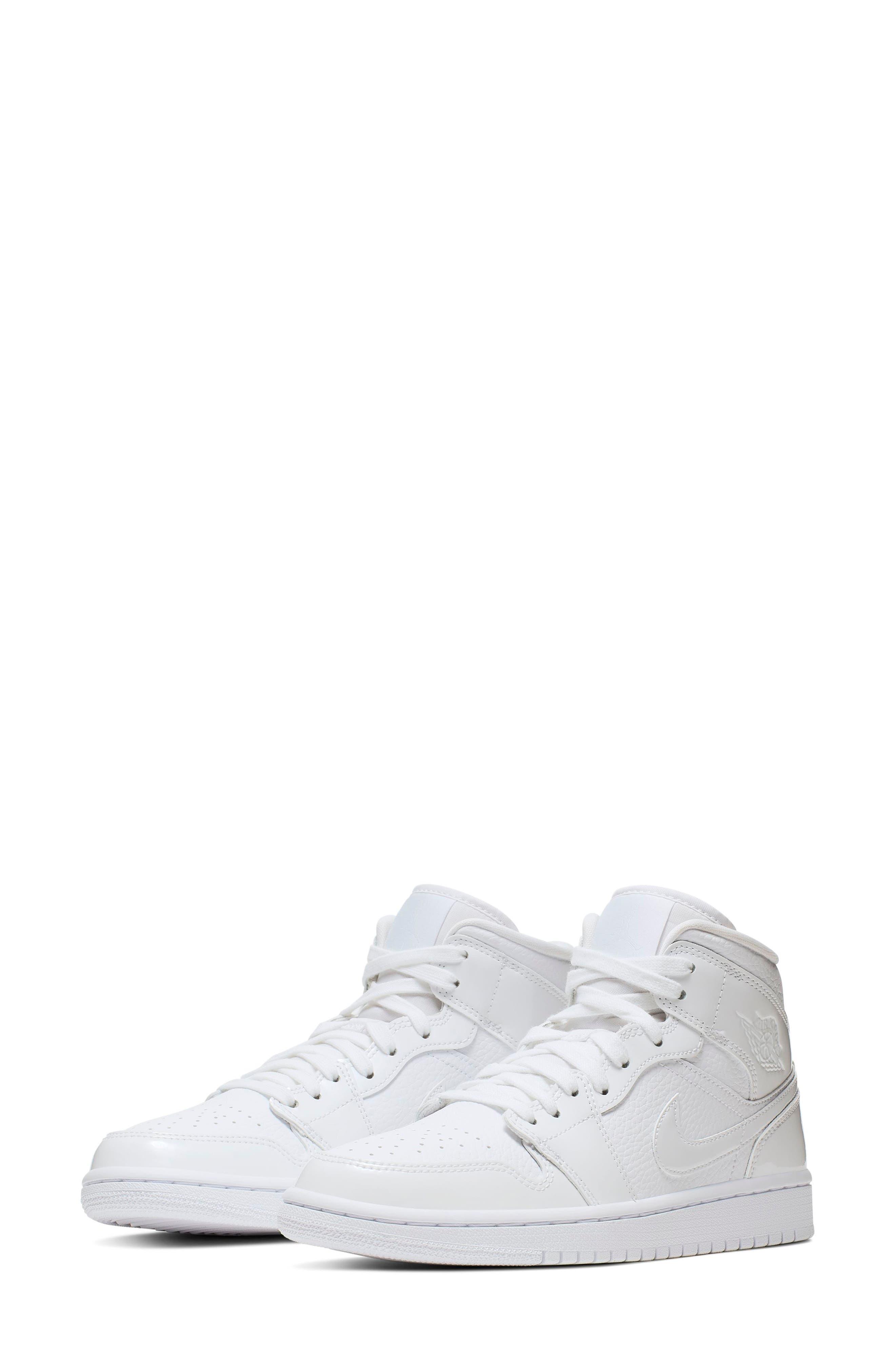 air jordan 1s all white
