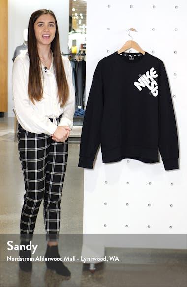 Icon Crewneck Sweatshirt, sales video thumbnail