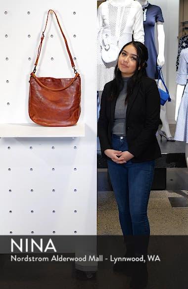 Melissa Leather Hobo, sales video thumbnail