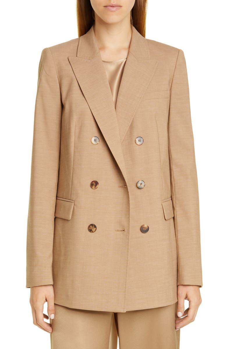 LAFAYETTE 148 NEW YORK Slade Jacket, Main, color, 200