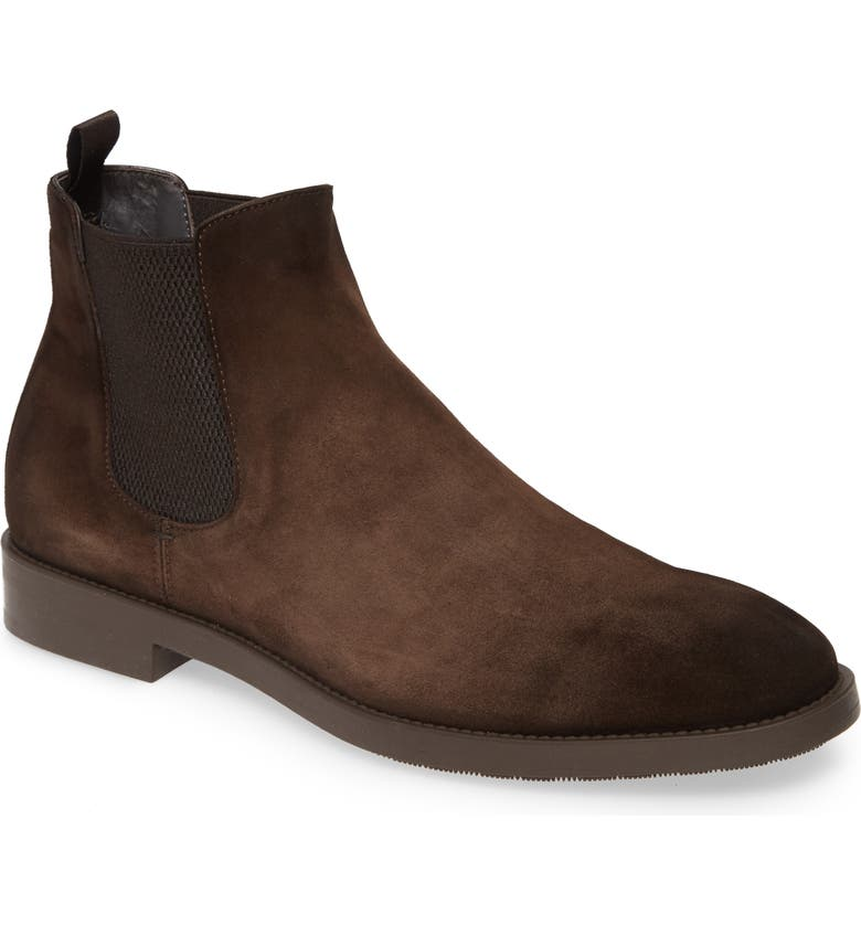 TO BOOT NEW YORK Arion Mid Chelsea Boot, Main, color, BROWN