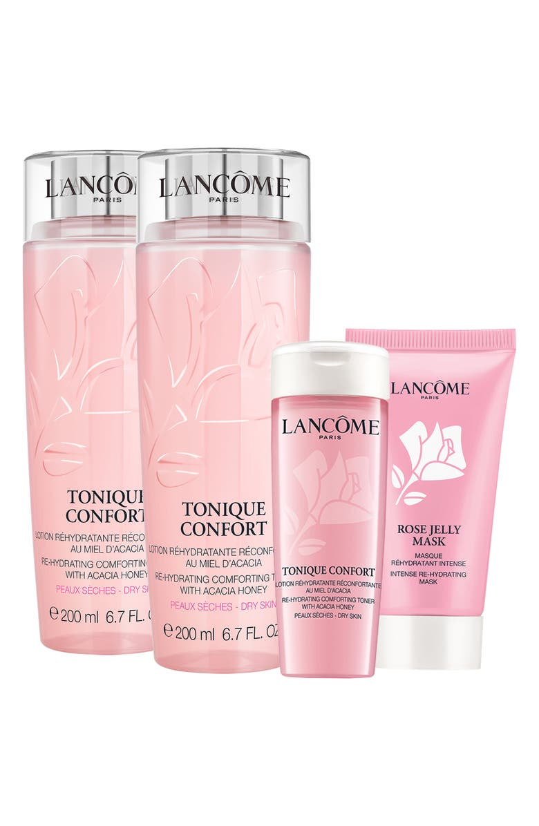 LANCÔME Tonique Confort Moisturizing Kit, Main, color, 000