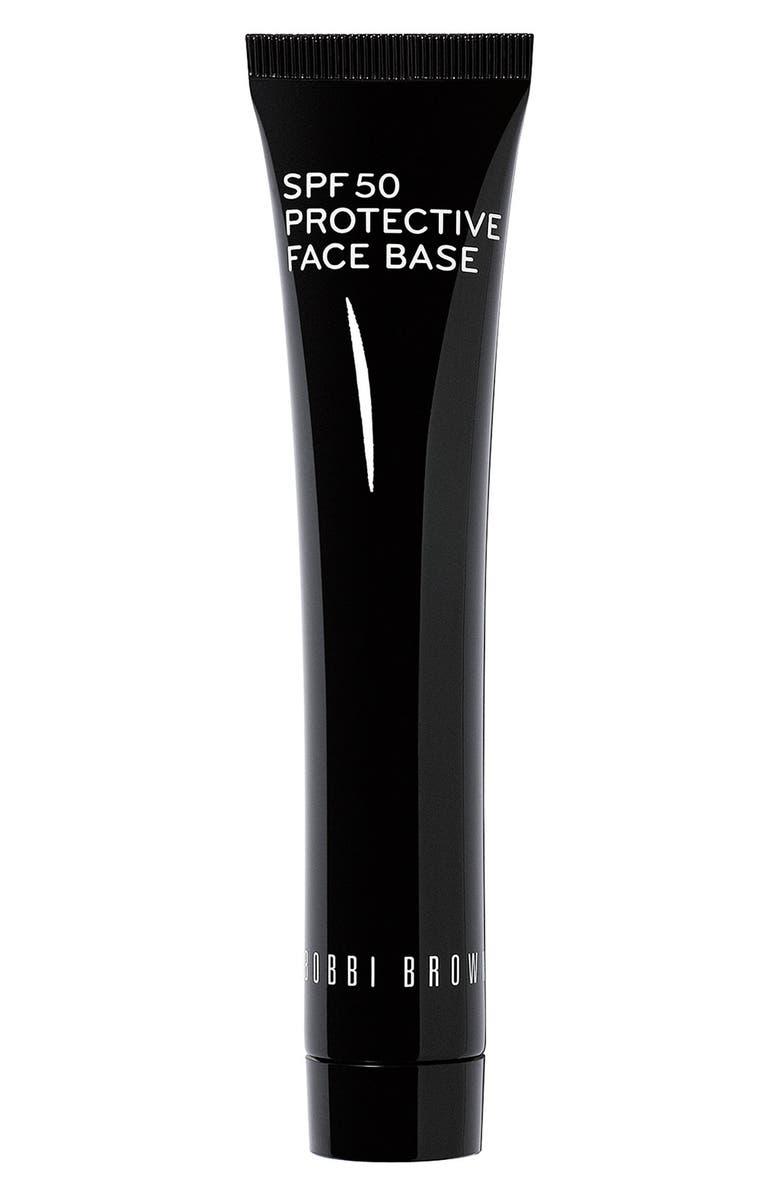 BOBBI BROWN Protective Face Base SPF 50, Main, color, 000