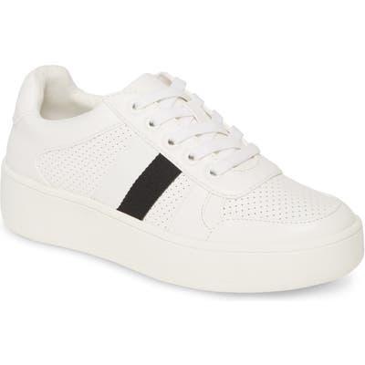 Steve Madden Braden Sneaker, White