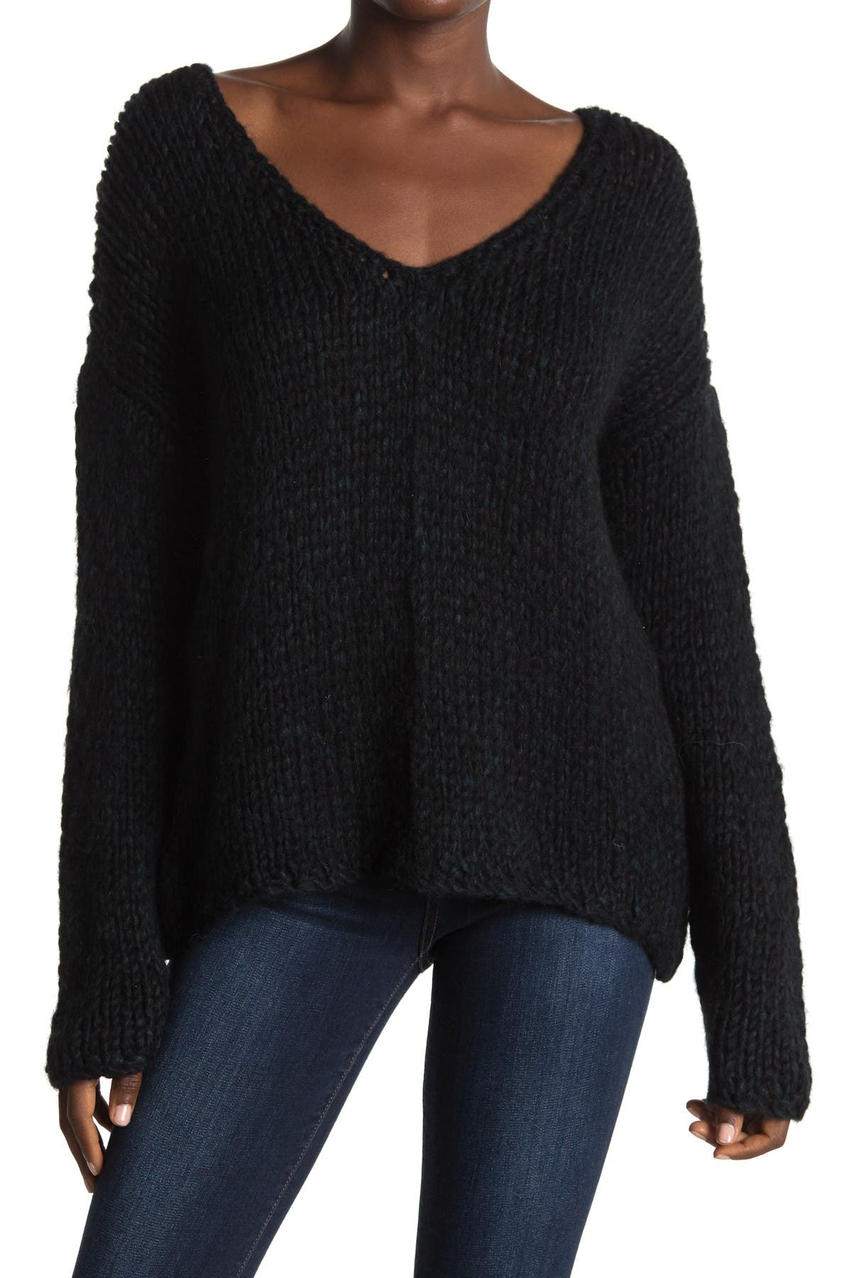 Image of Line Romy Wool Blend Sweater
