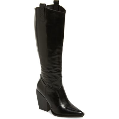 Alias Mae Wesley Western Knee High Boot, Black