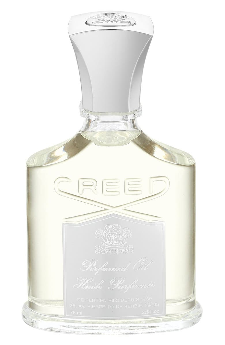 CREED 'Silver Mountain Water' Perfume Oil Spray, Main, color, NO COLOR
