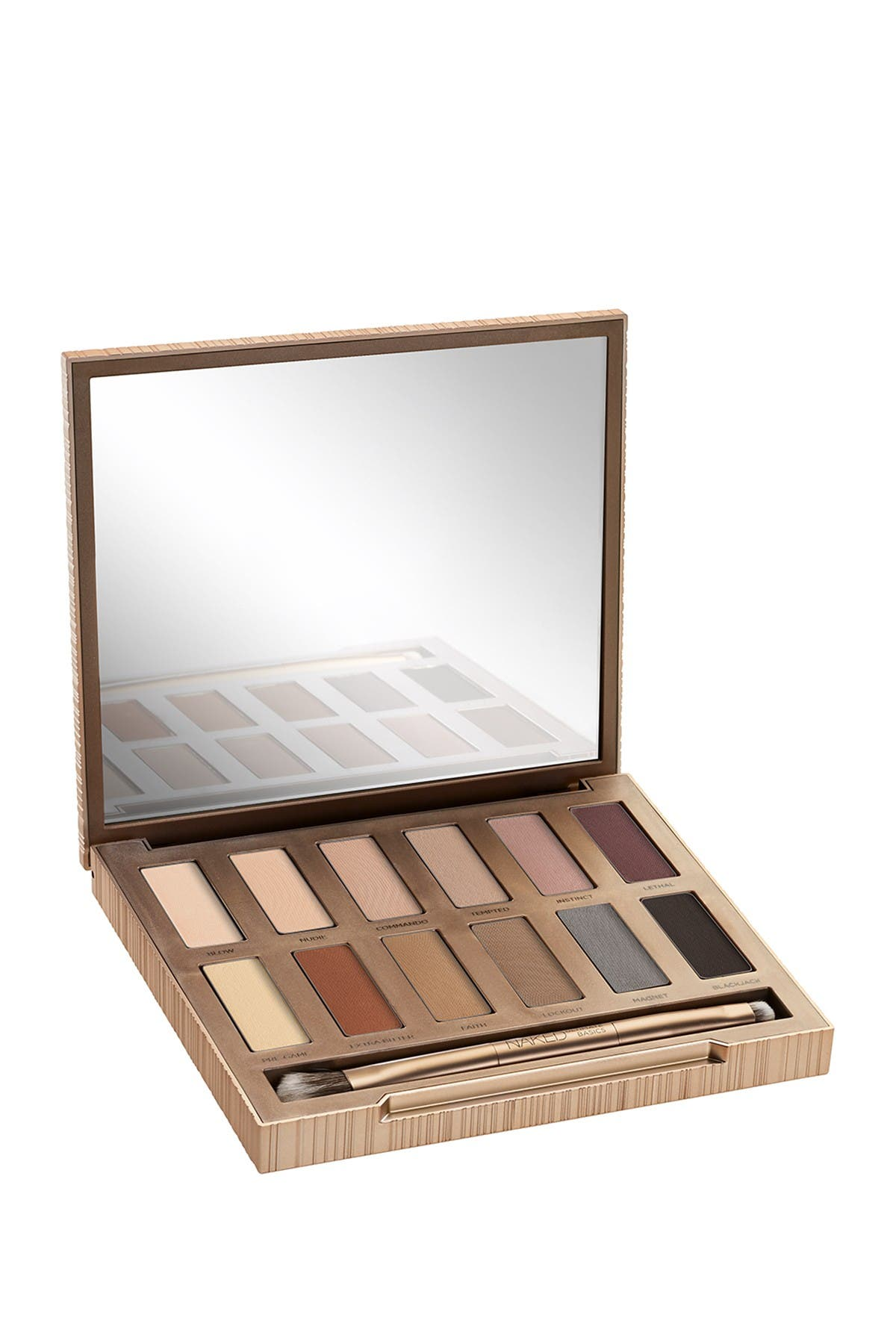 Image of Urban Decay Naked Ultimate Basics Eyeshadow Palette