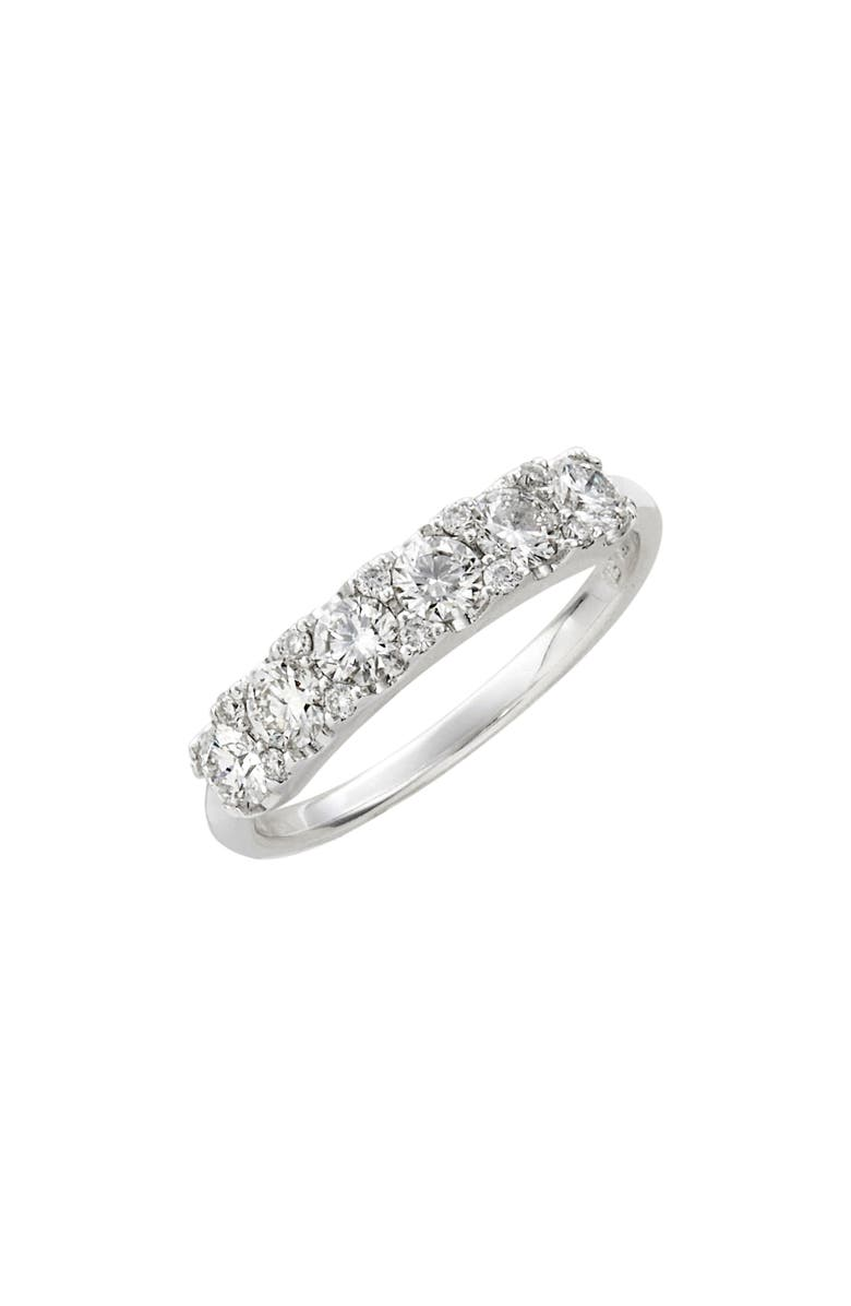 BONY LEVY Diamond Cluster Ring, Main, color, 711