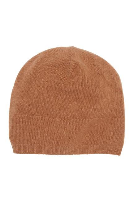 Image of Portolano Slouchy Cashmere Knit Beanie