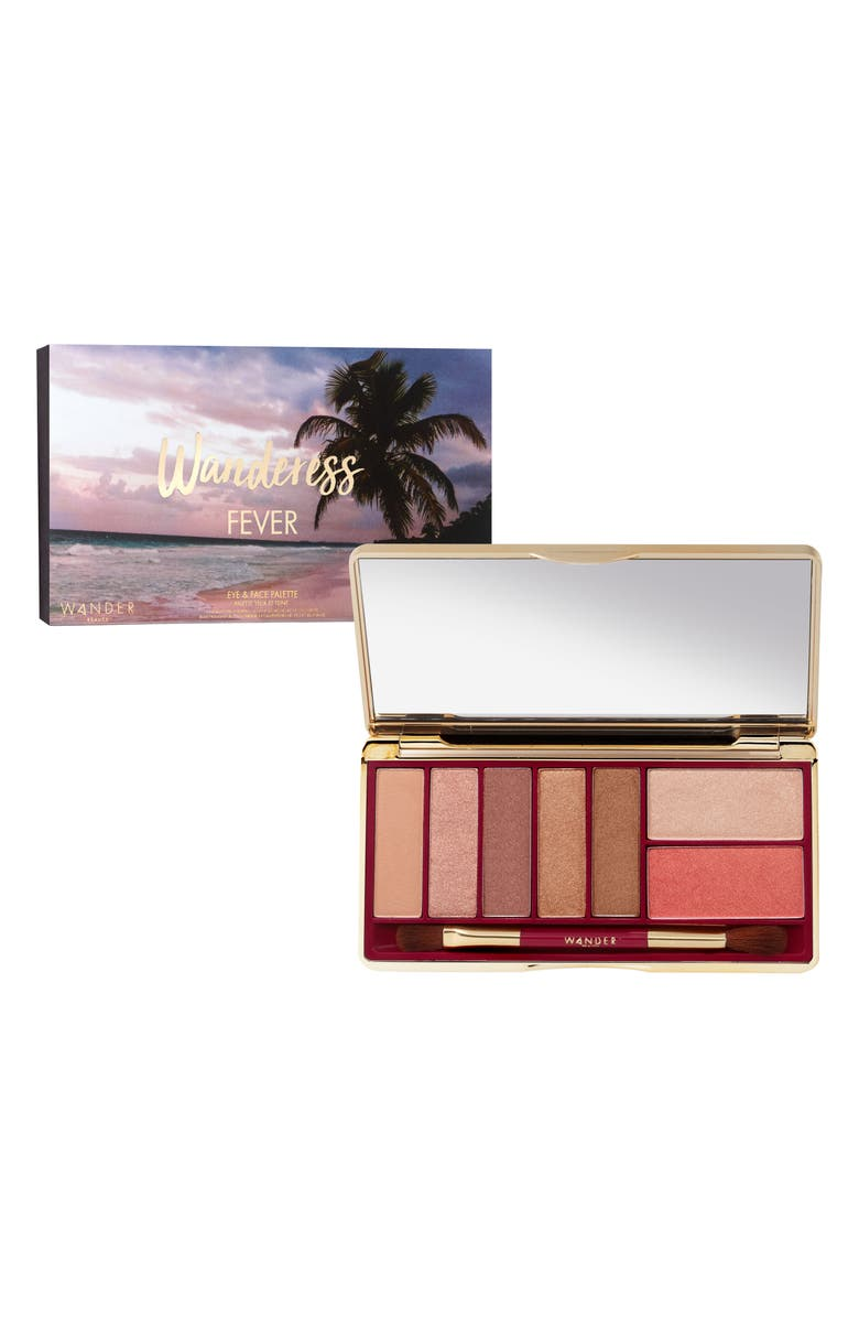 WANDER BEAUTY Wanderess Fever Palette, Main, color, NO COLOR