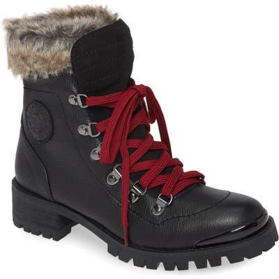 Santana Canada Narni Water Resistant Winter Boot, Black