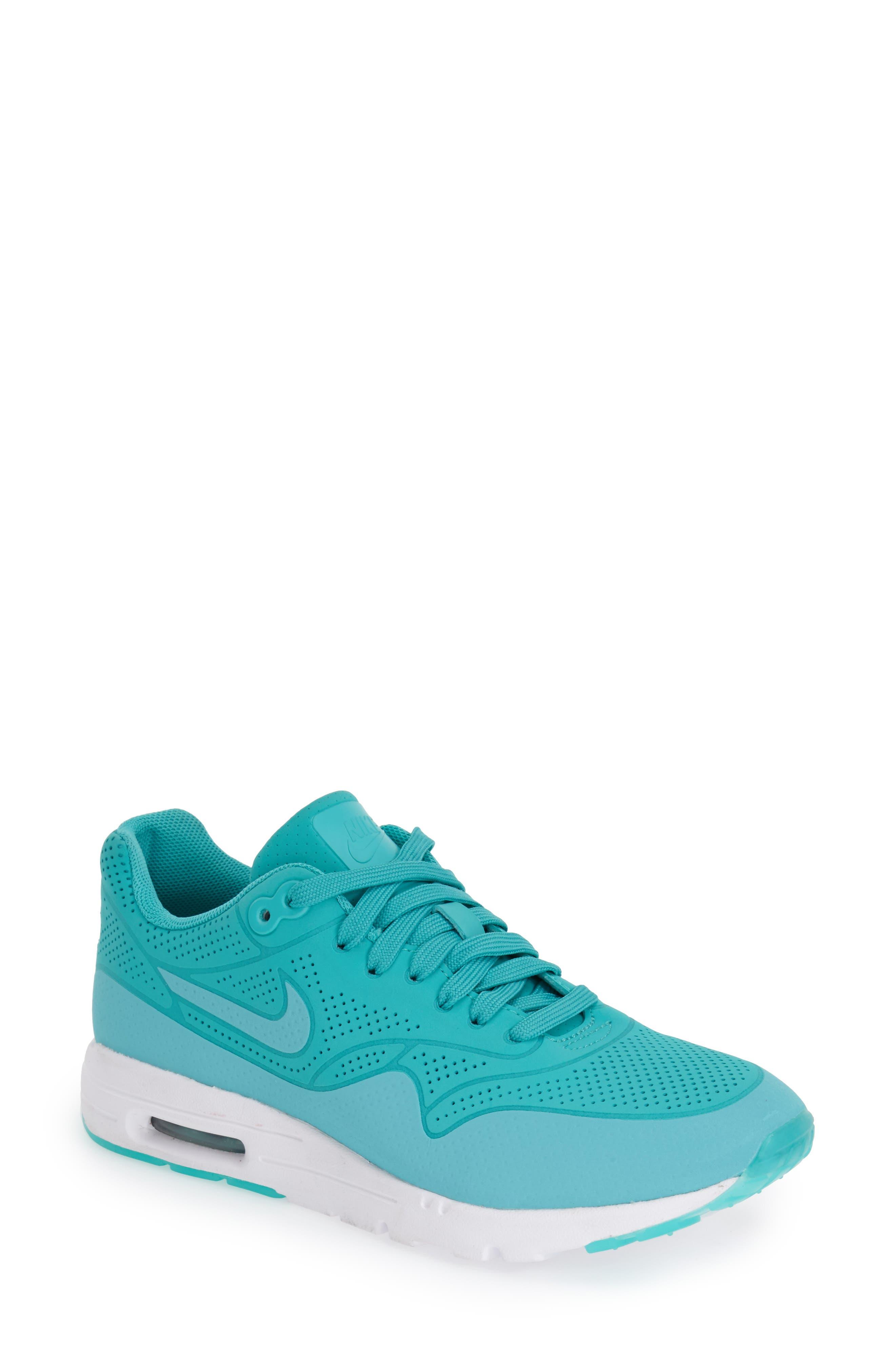 ,                             'Air Max 1 - Ultra Moire' Sneaker,                             Alternate thumbnail 74, color,                             401