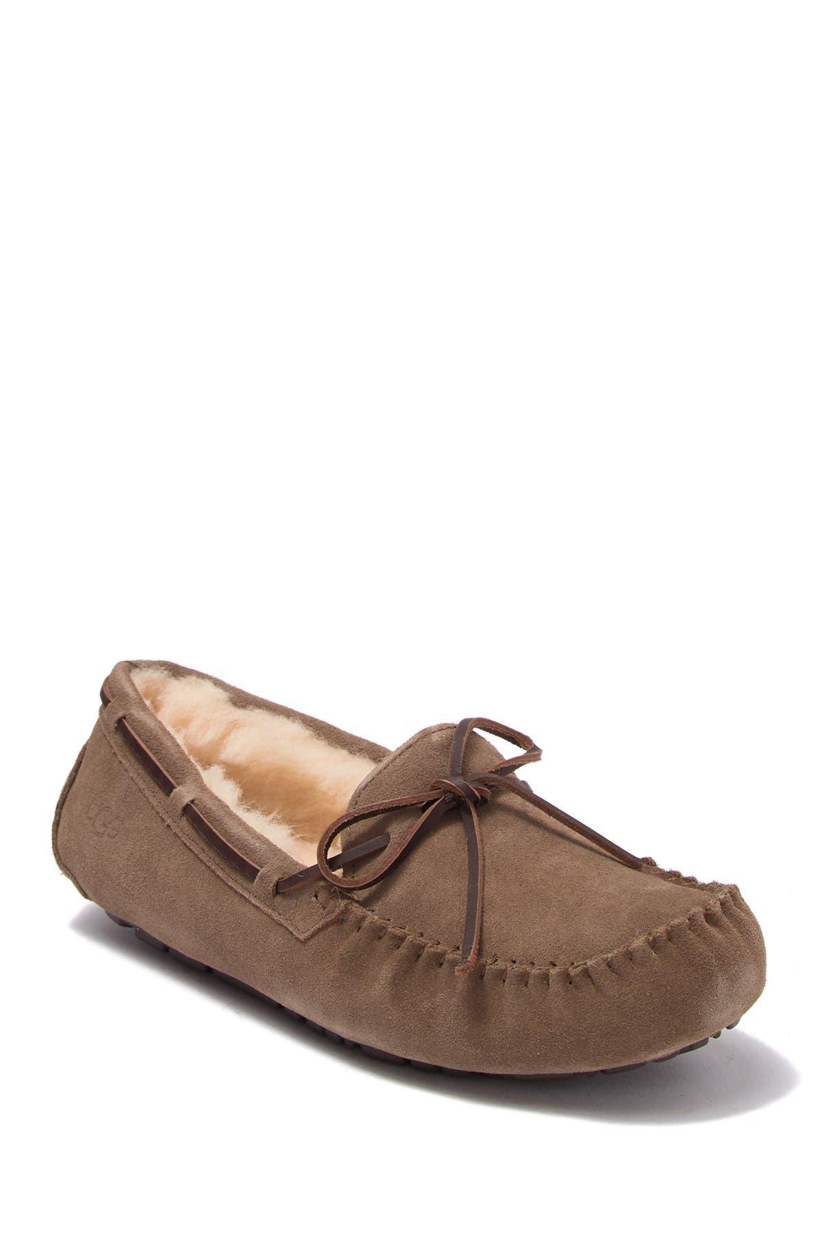 Image of UGG Olsen Moccasin UGGpure Lined Slipper