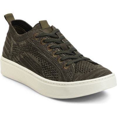 Sofft Somers Knit Sneaker, Green