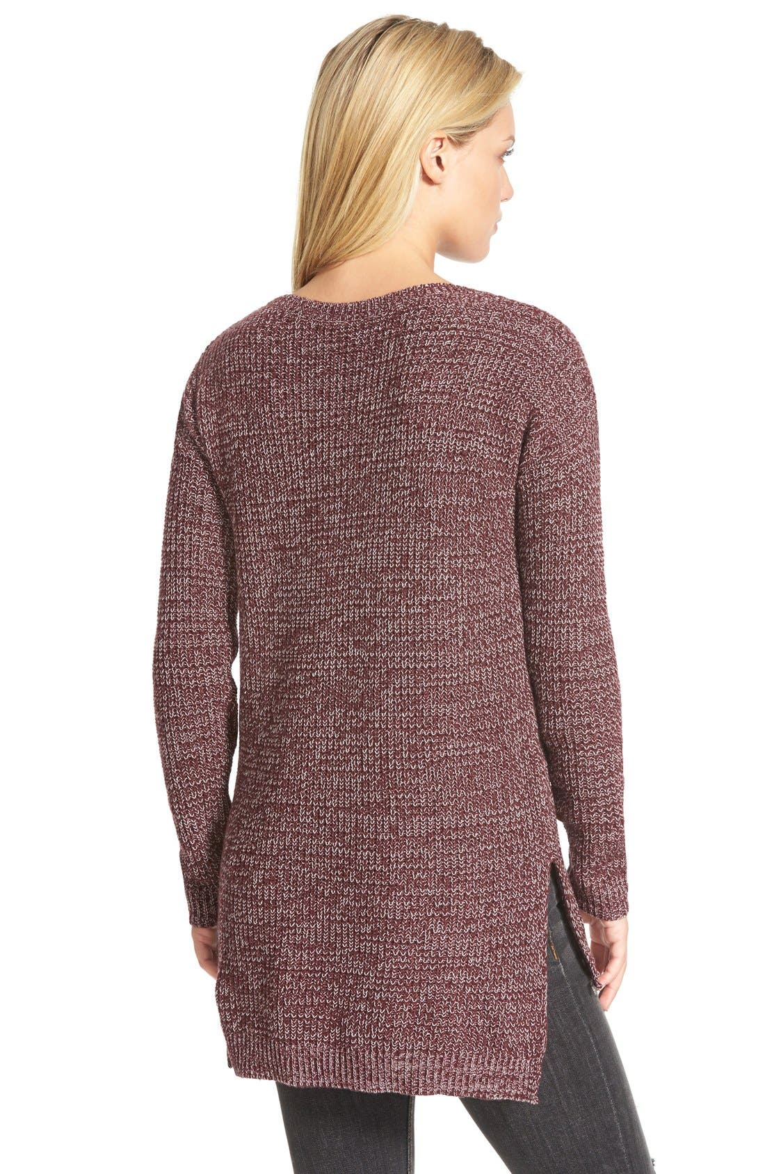 ,                             Textured Knit Pullover,                             Alternate thumbnail 32, color,                             930