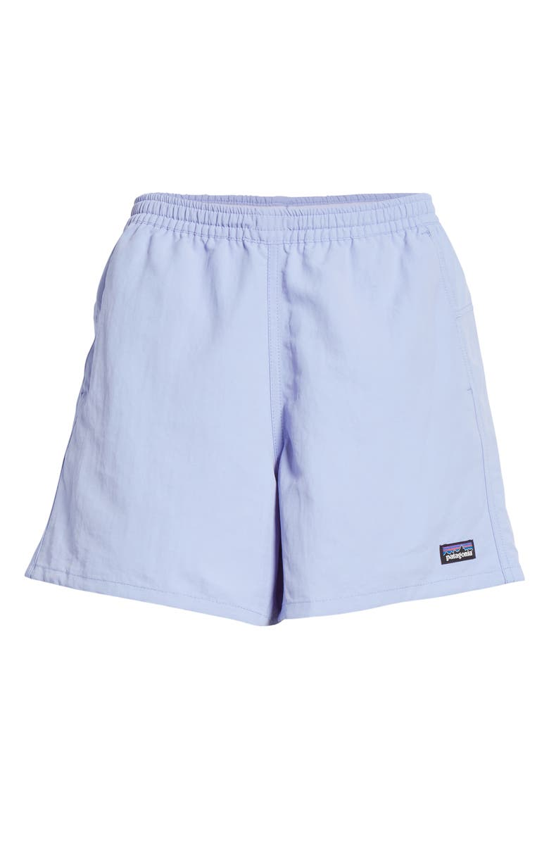 PATAGONIA Baggies Shorts, Main, color, LIGHT VIOLET BLUE