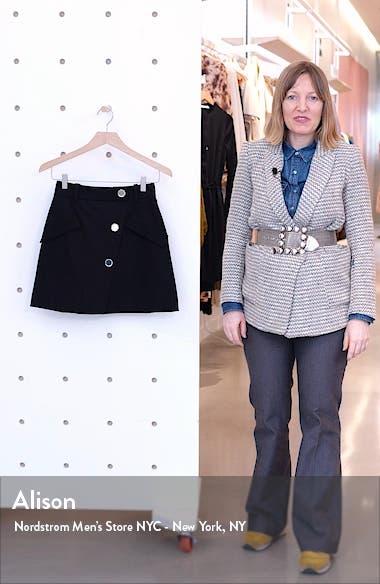 Jana Stretch Miniskirt, sales video thumbnail