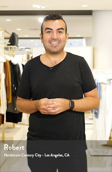 Alexa Sequin Midi Dress, sales video thumbnail
