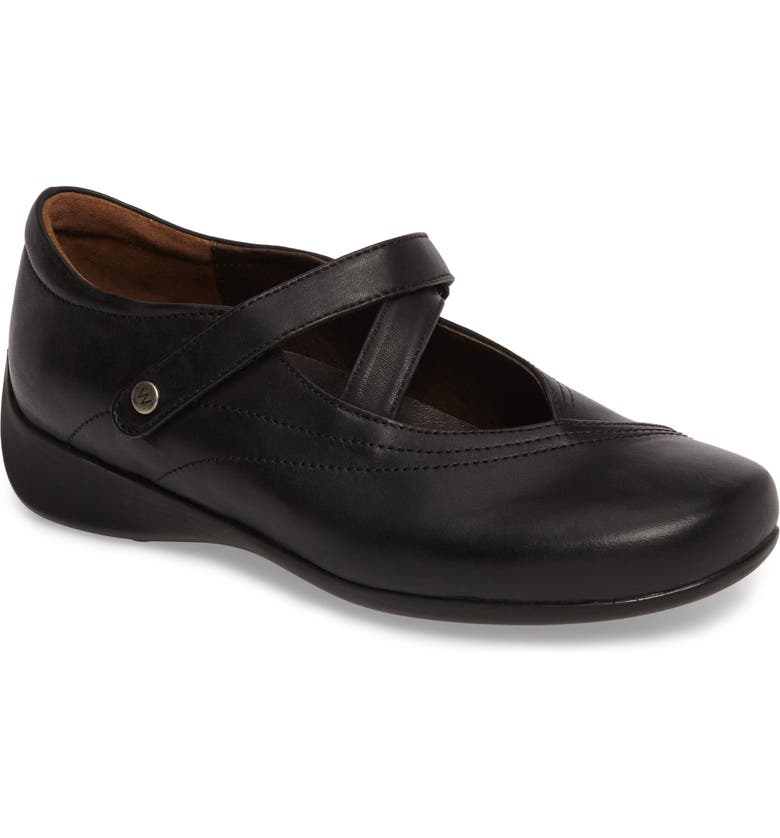 WOLKY Passion Mary Jane Flat, Main, color, 001