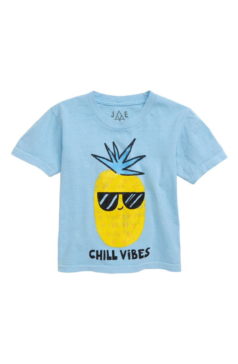 JEM Chill Vibes Graphic Tee, Main, color, 440