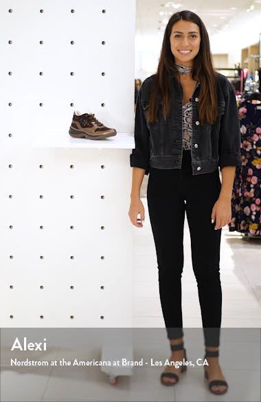 Dahlia Sneaker, sales video thumbnail