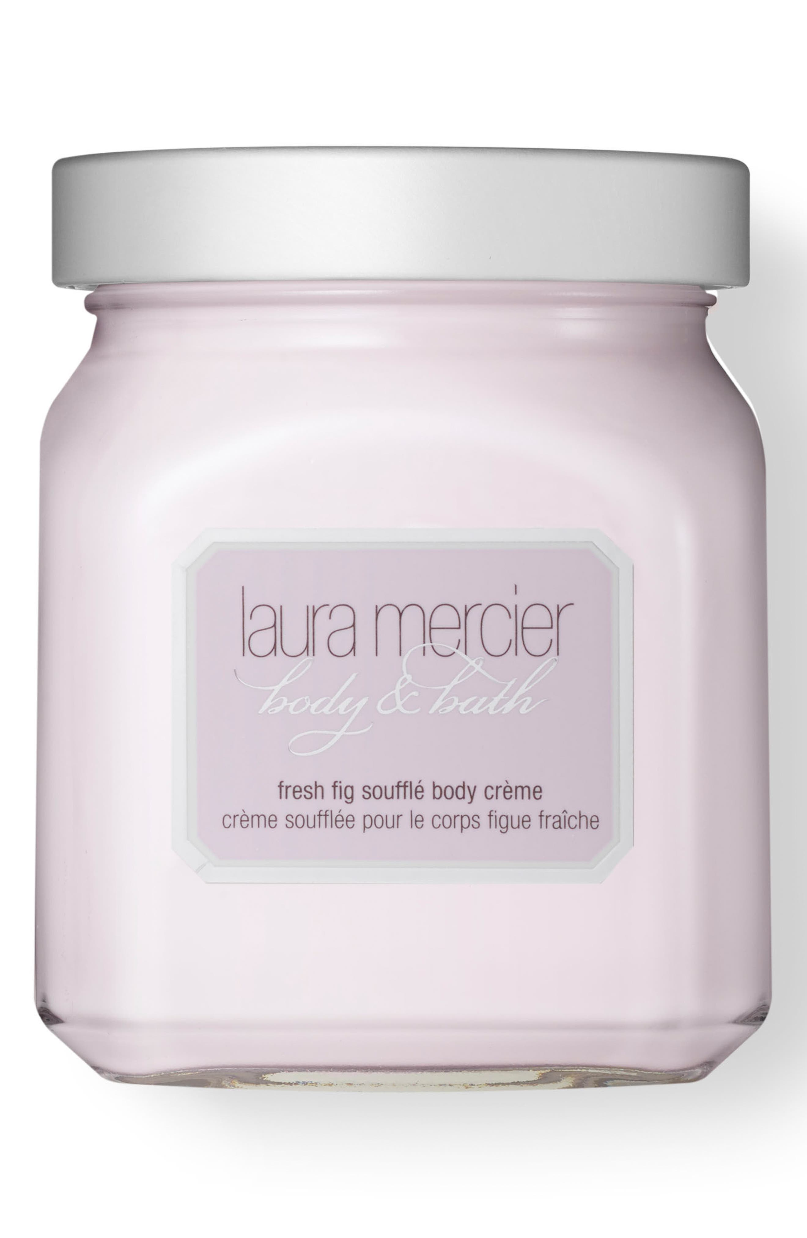 ,                             Fresh Fig Soufflé Body Crème,                             Main thumbnail 1, color,                             NO COLOR