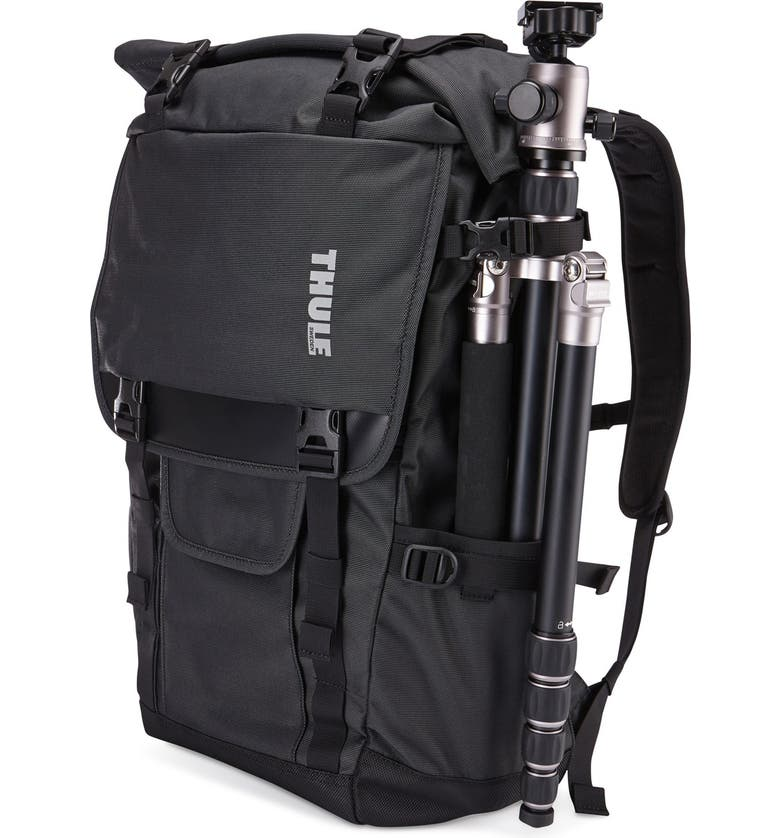 THULE Covert DSLR Backpack, Main, color, DARK SHADOW