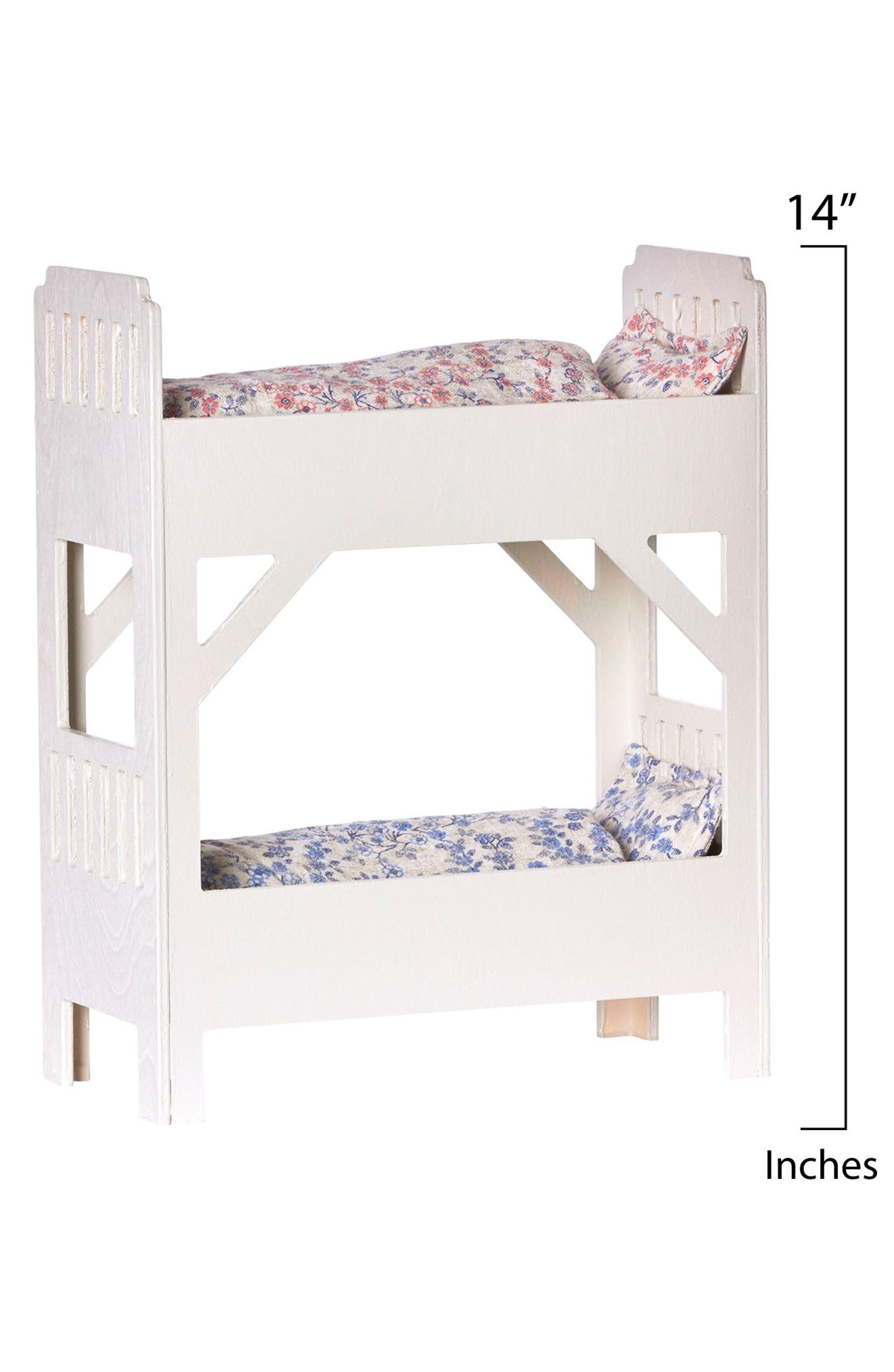 Prime Maileg Small Wooden Doll Bunk Bed Nordstrom Inzonedesignstudio Interior Chair Design Inzonedesignstudiocom
