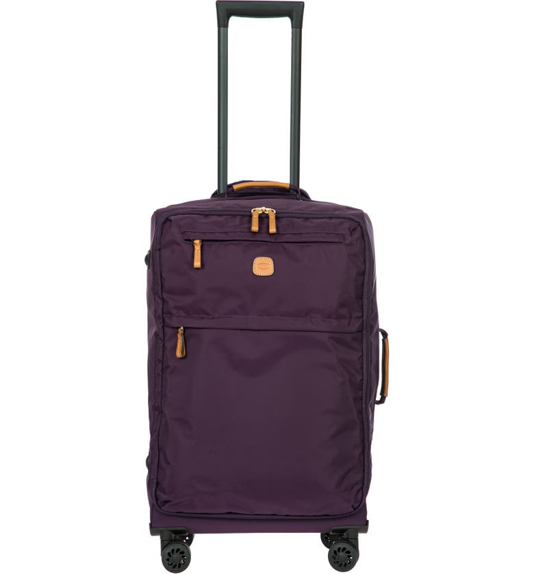 BRIC'S X-Bag 25-Inch Spinner Suitcase, Main, color, VIOLET