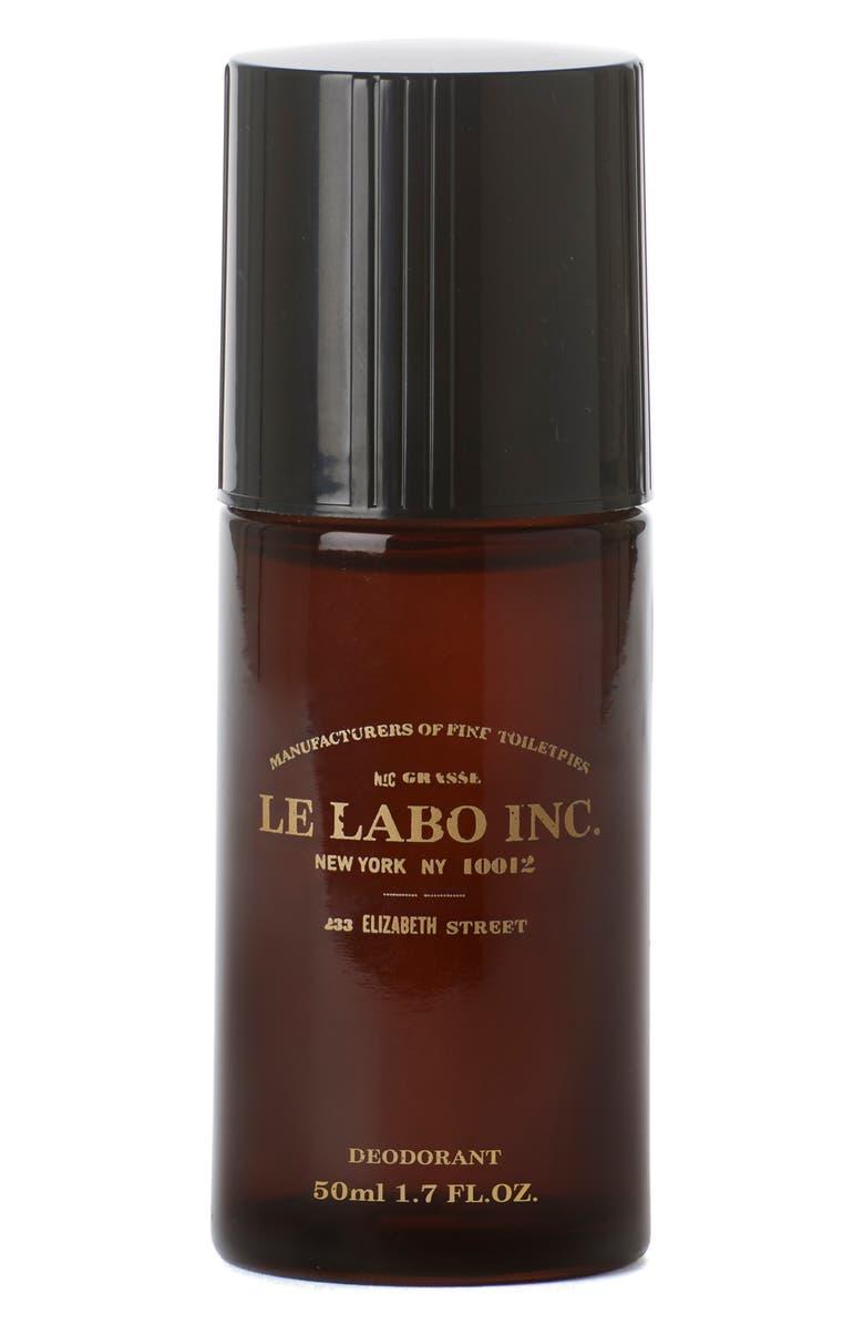 LE LABO Deodorant, Main, color, NO COLOR