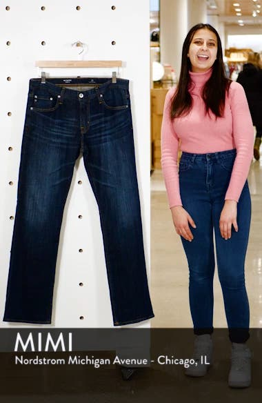 Protégé Straight Leg Jeans, sales video thumbnail