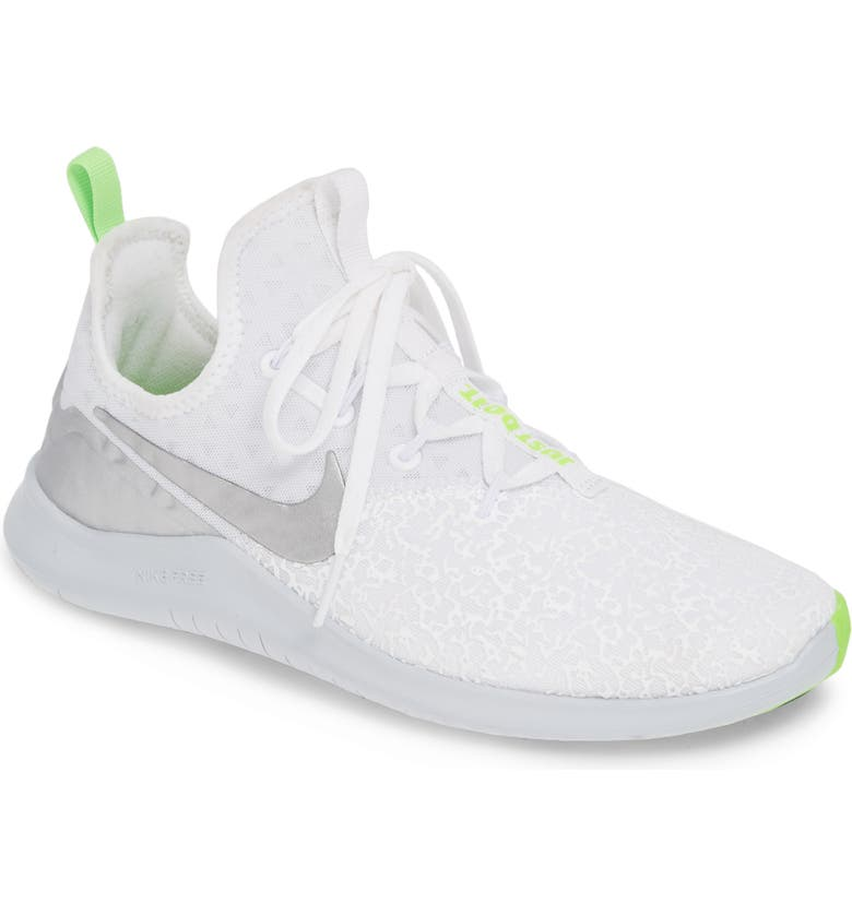 NIKE Free TR8 Training Shoe, Main, color, WHITE