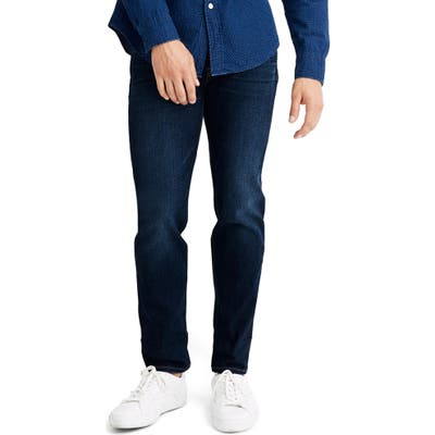 Madewell Athletic Slim Fit Jeans, Blue