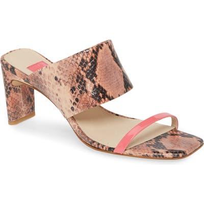 Louise Et Cie Lula Slide Sandal, Pink