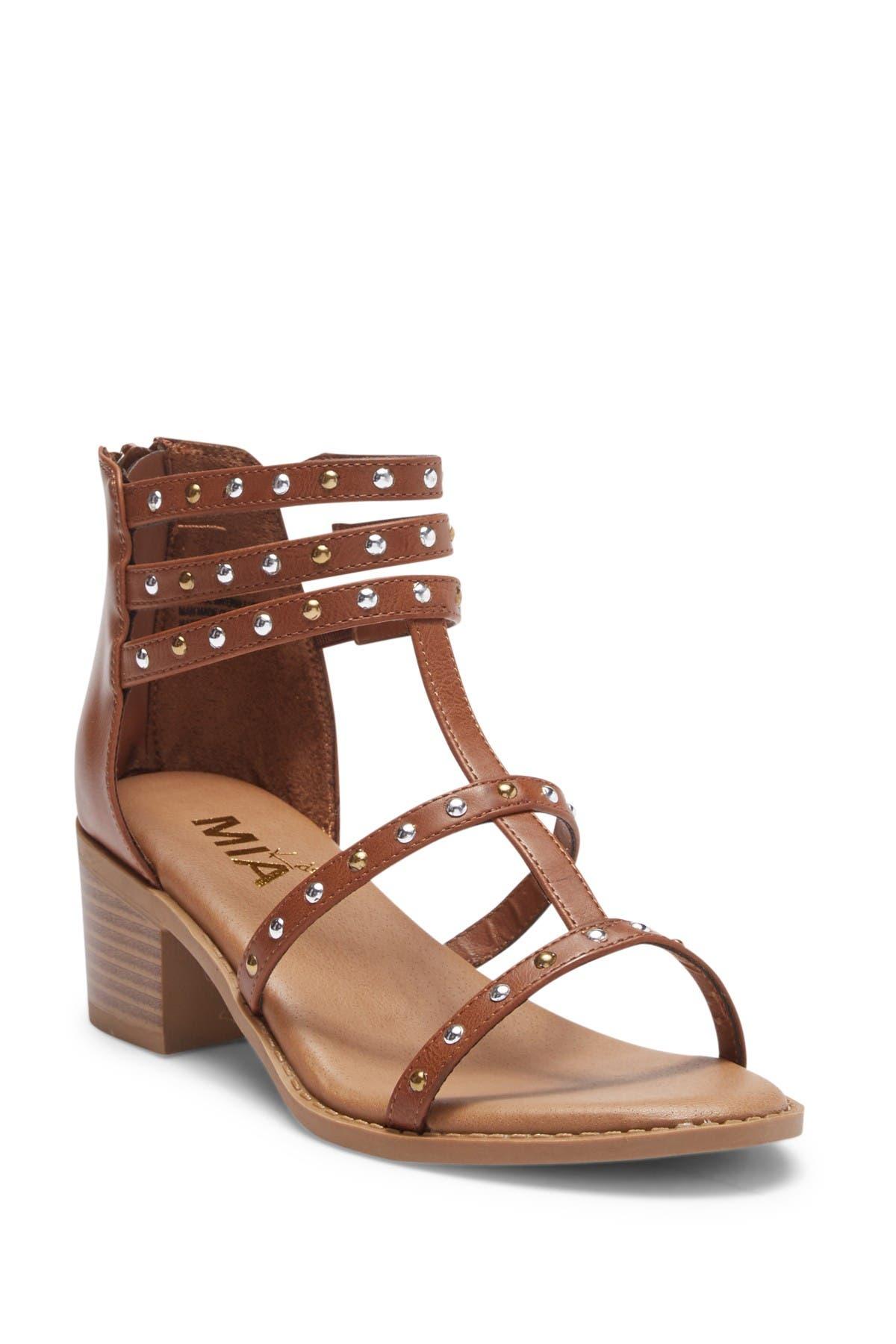 Image of MIA Beatriz Block Heel Sandal