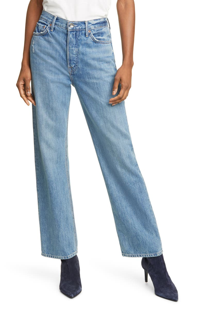 GRLFRND Emily Wide Leg Jeans, Main, color, YOU SO WISH