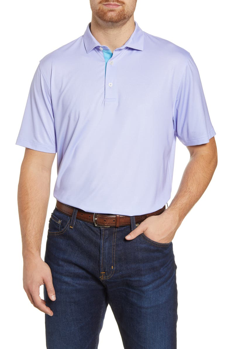 JOHNNIE-O Robben Classic Fit Performance Polo, Main, color, JOKER